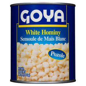 Goya White Hominy Corn 790 ml