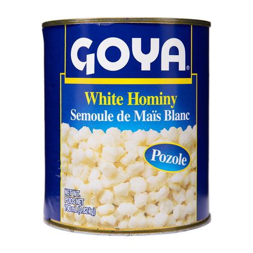 Goya White Hominy Corn 790 ml