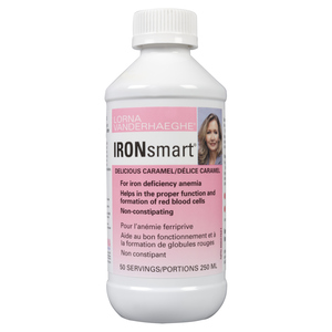 Lorna Vanderhaeghe IRONsmart Caramel Flavour 250 ml