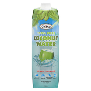 Grace 100% Pure Coconut Water 1 L