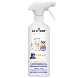 Attitude Natural Fabric Refresher for Baby 475 ml