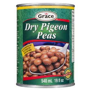 Grace Dry Pigeon Peas 540 ml