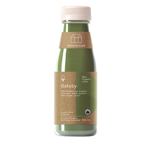 Greenhouse Raw Organic Juice Gatsby 300 ml