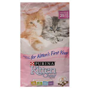 Purina Kitten Chow Advanced Nutrition Cat Food 1.8 kg