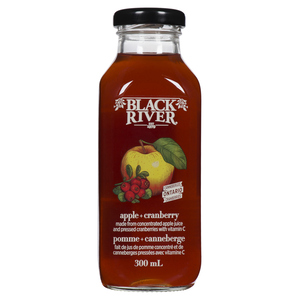Black River Apple Cranberry Juice 300 ml