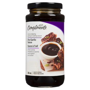 Compliments Dry Garlic Sauce 350 ml