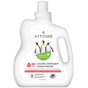 Attitude Pink Grapefruit Laundry Detergent 80 Loads 2 L
