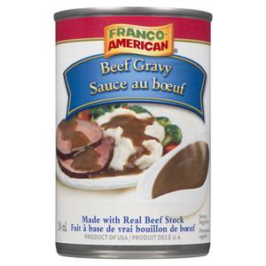 Franco American Beef Gravy 284 ml