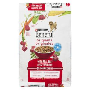 Purina Beneful Beef Originals Dog Food 7 kg