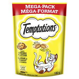 Whiskas Temptations Chicken Flavoured Cat Treats 180 g