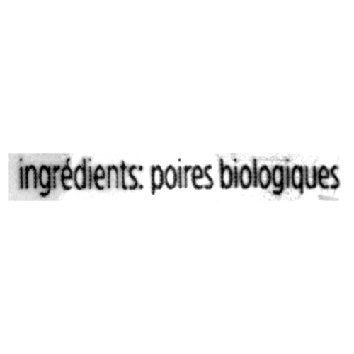 Love Child Organics Baby Food First Pears 128 ml