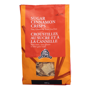 Farm Boy Cinnamon Sugar Crisps 300 g