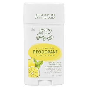 Green Beaver Sport 24 Deodorant Citrus 50 g
