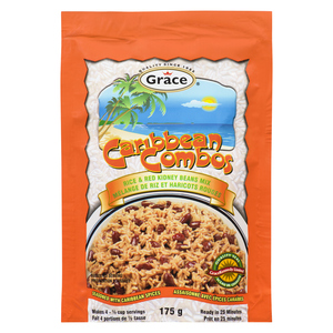 Grace Red Kidney Beans and Rice Mix 175 g