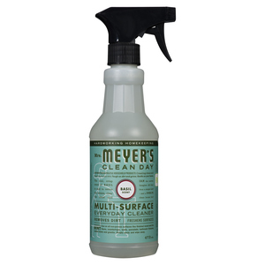 Mrs. Meyer's Clean Day Multi Surface Everyday Cleaner Basil 473 ml