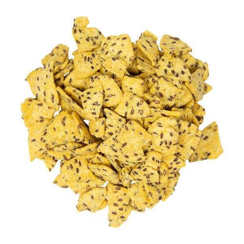 Farm Boy Mini Flax Corn Chips 225 g