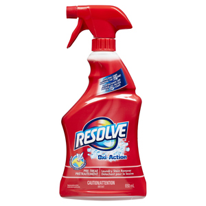 Resolve Oxi Action Stain Remover 650 ml