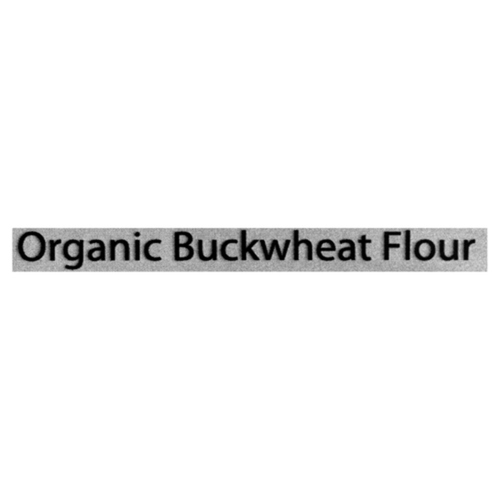 Good Eats Organic Buckwheat Flour 500 g