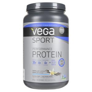 Vega Sport Protein Tub Vanilla 828 g