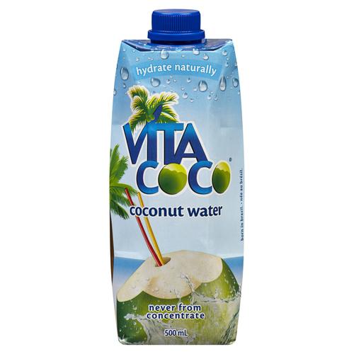 Vita Coco Pure Coconut Water 500 ml
