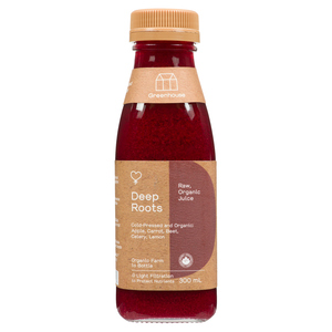 Greenhouse Deep Roots Juice 300 ml