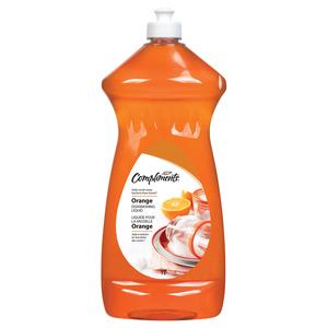 Compliments Dish Liquid Orange 1 L