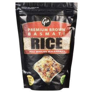 Gia Brown Basmati Rice 907 g