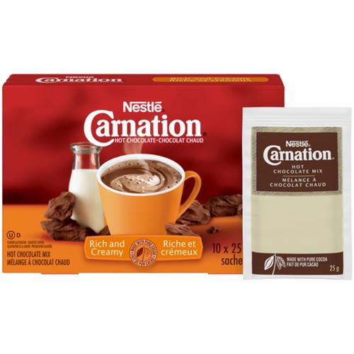Nestlé Carnation Hot Chocolate 250 g