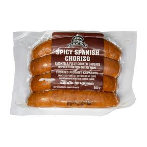 Farm Boy Smoked Chorizo Style Sausage  500 g