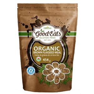 Good Eats Organic Flaxseed Meal 454 g