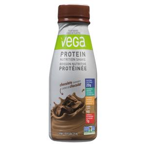 Vega Protein Shake Bottle Chocolate 325 ml
