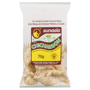 Sunasia Chicharon Pork Rinds 70 g