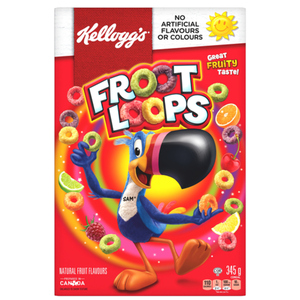 Kellogg's Froot Loops Cereal 345 g
