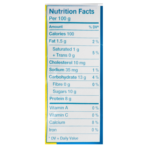 Oikos Banana Yogurt 4 x 100 g