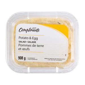 Compliments Potato And Egg Salad 908 g