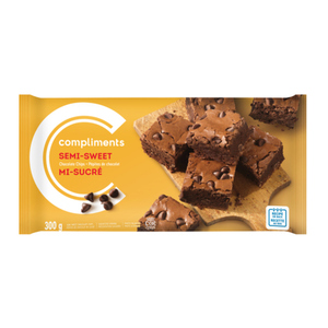 Compliments Semi-Sweet Chocolate Chips 300 g