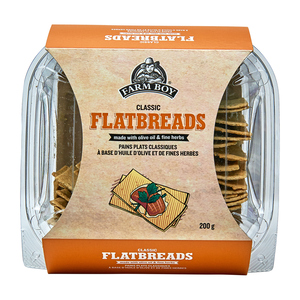 Farm Boy Classic Flatbreads 200 g
