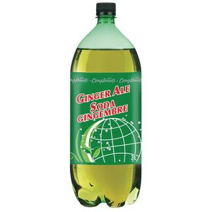 Compliments Ginger Ale Soft Drink 2 L