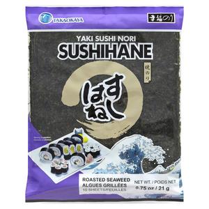 Takaokaya Roasted Sushihani Seaweed 21 g