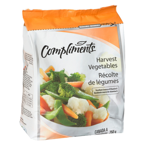 Compliments Harvest Mixed Vegetables 750 g