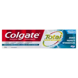 Colgate Total Advanced Clean Between Toothpaste 120 ml