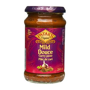 Patak's Curry Paste Mild 284 ml