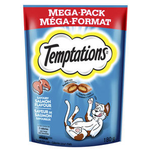 Whiskas Temptations Salmon Cat Treats 180 g
