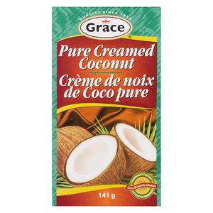 Grace Pure Creamed Coconut 141 g