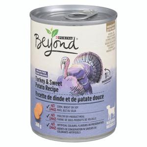 Purina Beyond Grain Free Turkey & Sweet Potato Dog Food 368 g
