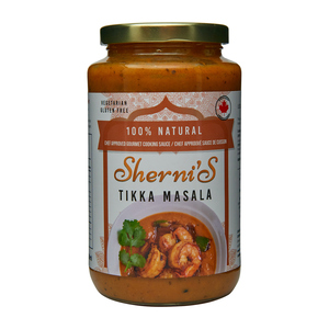 Sherni's Cooking Sauce Tikka Masala 500 ml