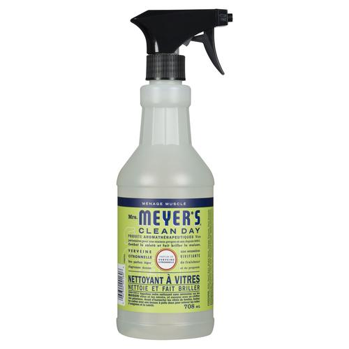 Mrs. Meyer's Clean Day Glass Cleaner Lemon Verbena 708 ml