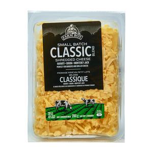 Farm Boy Classic Blend Shredded Cheese  280 g