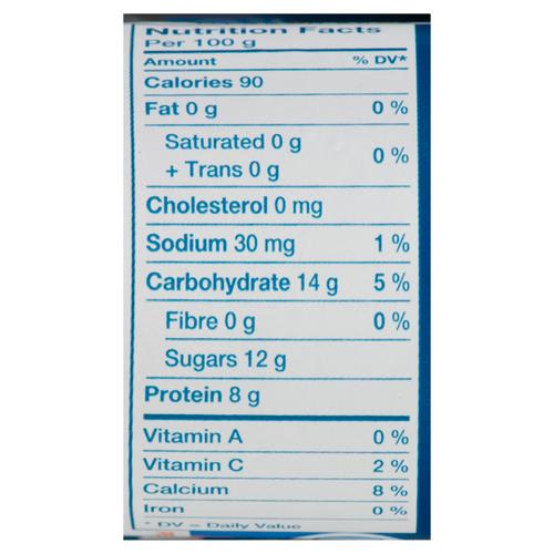 Oikos Peach Mango 0% Yogurt 4 x 100 g
