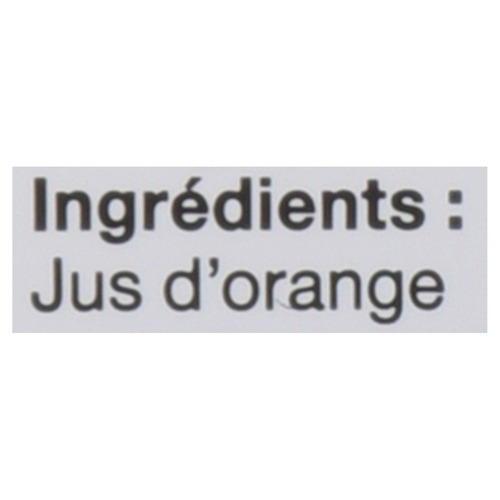 Compliments Orange Juice With Pulp Not From Concentrate 2.5 L